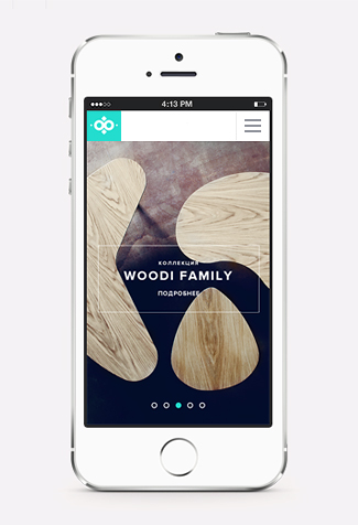 Woodi Website